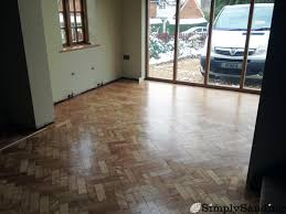 parquet floor installation essex simply sanding
