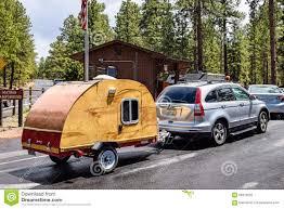 Retro Teardrop Camper Teardrop Travel Trailer Stock Photography Image 9025542
