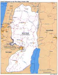 West Asia Map by Maps Of West Bank Map Library Maps Of The World