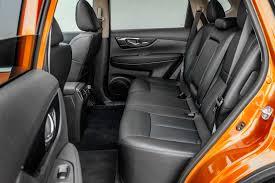 nissan rogue interior cargo 2017 nissan rogue hybrid first test worth a hybrid premium