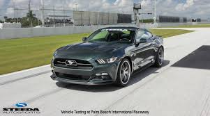 2015 ford mustang s550 steeda prepares a flurry of 2015 ford mustang s550 tuning parts