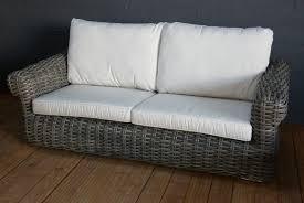 canapé résine tressée canape resine tressee canapés et fauteuils