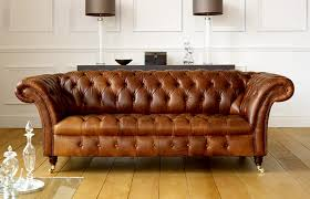 Chesterfield Leather Sofa Bed Leather Chesterfield Sofa Bonners Furniture