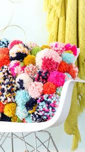 the 25 best yarn pom poms ideas on pinterest pom pom diy pom