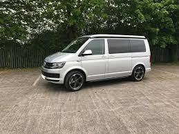volkswagen silver campervans for sale