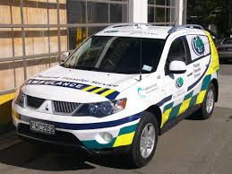 File Wellington Free Ambulance Patient Transfer Car 461