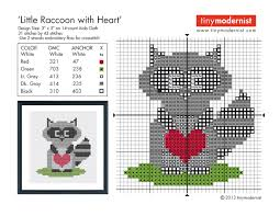 free pattern tiny modernist cross stitch blog
