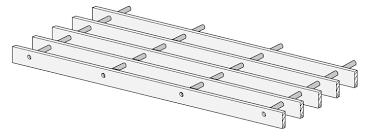 Wood Slat Ceiling System by Grille En Bois Massif Plafonds En Bois Fr Ch