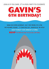colors birthday pool party invitation template pool birthday