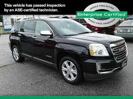 used black gmc terrain for sale edmunds