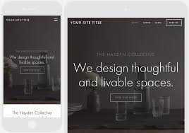 squarespace help bedford structure and style