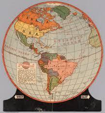 globe earth maps fold o globe trade registered like the earth