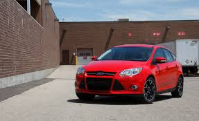 2012 ford focus hatchback recalls 2012 ford focus se term road test review car and driver