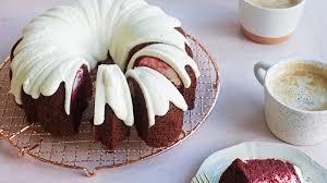 cream cheese red velvet bundt cake recipe bettycrocker com