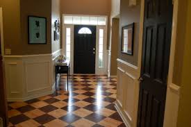 Foyer Design Ideas Concept Superb Chess Floor Ideas Suited For Foyer Paint Colors In