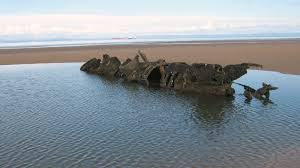 coastrider ww2 xt class submarine wrecks aberlady bay