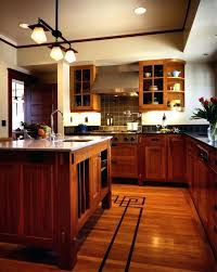 mission style kitchen cabinets craftsman style kitchen lighting mission style kitchen cabinets by