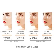 light medium skin tone amazon com mirenesse cosmetics airbrushed complexion velvet