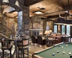 Games For Basement Rec Room by Cozy Country Rustic Game Room By Jerry Locati On Homeportfolio