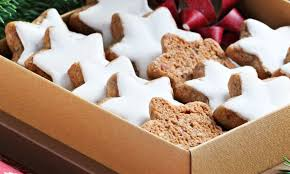 authentic zimtsterne german cinnamon star cookies the daring