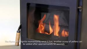 Cheap Pellet Stoves Chameleon Wood Pellet Stove Youtube