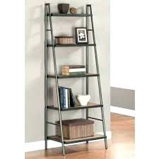 Corner Ladder Bookcase Corner Ladder Shelf Home Basset Corner Ladder Corner Unit Bookcase