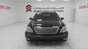 lexus es 350 for sale in uae 2004 lexus ls 430 for sale in uae 42960
