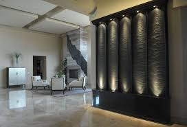 Feng Shui Living Room by Attractive And Elegant Living Room Water Fountain In Black Classy