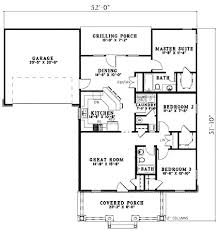 Great Room Floor Plans Single Story 41 Best House Plans Images On Pinterest Small House Plans