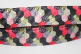 ribbon by the yard 5 8 black and gold grosgrain ribbon by the yard for hairbows