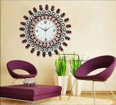 large european modern luxury living room wall clock garden clock