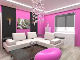Pink Wall Decor by Painted Bedrooms Ideas Zamp Co