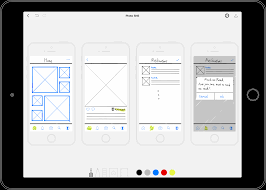Home Design Software For Ipad Pro Bluprint A Paper Prototyping App For Ipad Pro