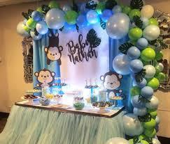 monkey boy baby shower decorations a few tips for monkey themed baby shower decorations my decor ideas