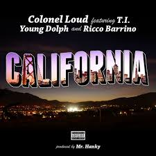 California Photo Album California Ep By Colonel Loud On Apple Music