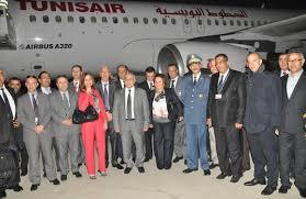 tunisair siege tunisair réceptionne nouvel airbus a 320 baptisé ibn el jazzar