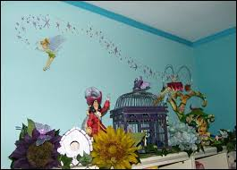 tinkerbell decorations for bedroom amazing tinkerbell bedroom design set your child bedroom with
