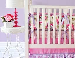 Aqua And Pink Crib Bedding by Bedding Set Shabby Chic Nursery Bedding Aligned Baby Crib Sheets