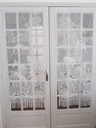 Horse Curtain Rod by Interior Captivating Curtains For French Doors With Attracting