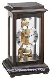 Forestville Mantel Clock Hermle Mantel Clock 22957 Q30791 Winchester