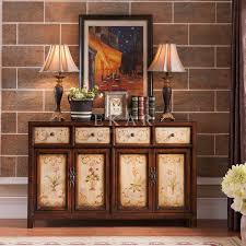 Sideboards Living Room Decoration Sideboards 4 Drawer 4 Door Sideboard Cabinet Living