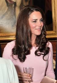pictures of kate middleton long curly hairstyle