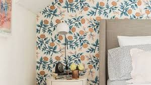 modele papier peint chambre papier peint tendance les plus beaux modèles déco et conseils de