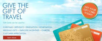 travel gift cards rennert home