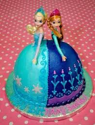 frozen disney birthday party ideas anna cake elsa anna