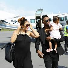 diamond platnumz diamond platnumz u0027s wife oozes elegance and class during their
