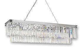 chandelier chandelier rectangular chandelier fixture wayfair