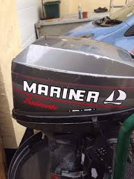 mariner 8hp sailmate outboard 2 stroke in southampton hampshire