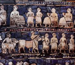 how to write a research paper on a historical person 9 things you may not know about the ancient sumerians history lists a detail from the so called standard of ur side b this panel shows