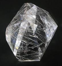 what is rutilated quartz leaftv